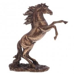 "Статуэтка Veronese ""Лошадь на дыбах"" 32см (bronze)"
