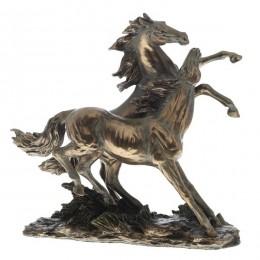 "Статуэтка Veronese ""Племенные жеребцы"" (bronze)"
