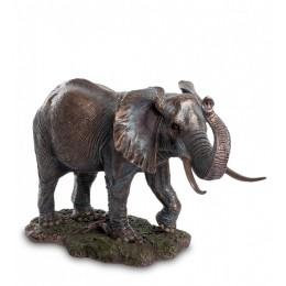 """Статуэтка Veronese """"Слон"""" (bronze)"""