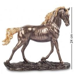 "Статуэтка Veronese ""Статный жеребец"" (bronze/gold)"