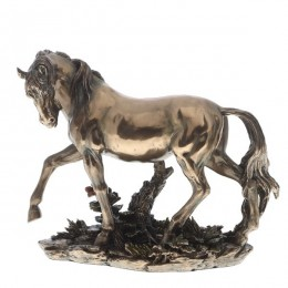 "Статуэтка Veronese ""Степная лошадь"" (bronze)"
