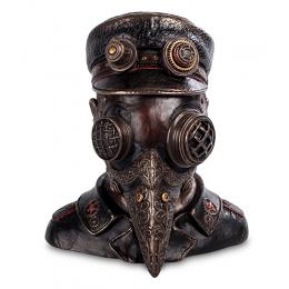 Статуэтка-шкатулка в стиле Стимпанк Veronese (bronze)