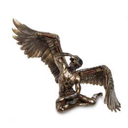 """Статуэтка Veronese в стиле Стимпанк """"Мужчина-Ангел"""" (bronze)"""