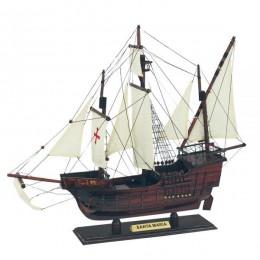"""Модель парусного корабля """"Santa Maria"""" 45 см."""
