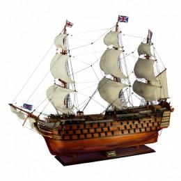 "Корабль - бар на 16 бутылок ""HMS Victory"" 155 см"