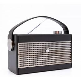 Радиоприемник в стиле ретро GPO DARCY RADIO BLACK