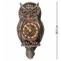 """WS-915 Статуэтка-часы в стиле Стимпанк """"Сова"""""""