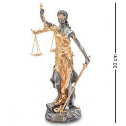 "Статуэтка Veronese ""Фемида-богиня правосудия"""