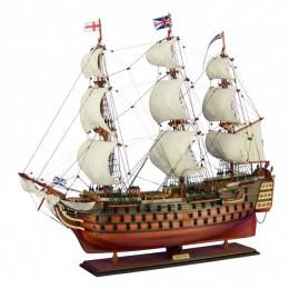"Модель английского линкора ""Виктория"" (HMS Victory), 94см"