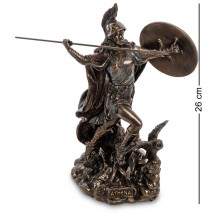 """WS-1009 Статуэтка """"Афина – Богиня мудрости и справедливой войны"""""""