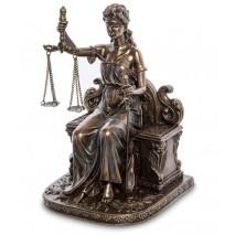 "WS-1004 Статуэтка ""Фемида – богиня правосудия"""