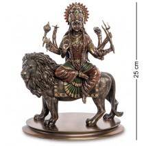 """WS-998 Статуэтка """"Богиня Дурга – защитница богов и мирового порядка"""""""