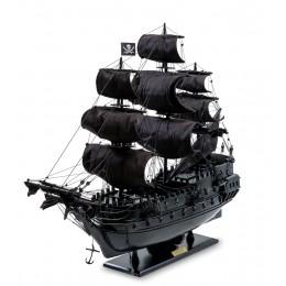 """SPK-08 Модель парусного корабля """"Пираты карибского моря"""""""