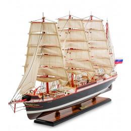 """SPK-10 Модель парусного корабля 1921г. """"Седов"""""""