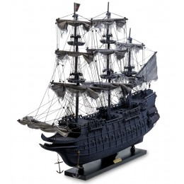 "SPK-11 Модель парусного корабля ""Летучий голландец"""