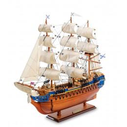 """SPK-12 Модель российского линейного корабля 1784г. """"Святой Павел"""""""