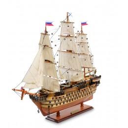 """SPK-14 Модель российского линейного корабля 1841г. """"12 Апостолов"""""""