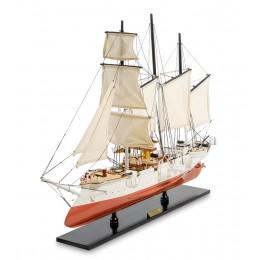 "SPK-20 Модель канонерской лодки 1886г. ""Кореец"""