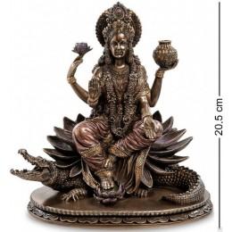 """Статуэтка Veronese """"Ганга - индийская богиня и река"""""""