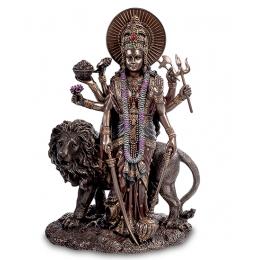 """Статуэтка Veronese """"Богиня Дурга - защитница богов и мирового порядка"""""""