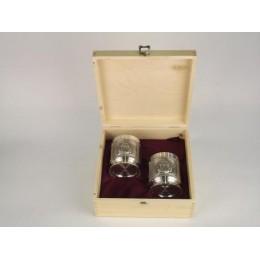 """Подарочный набор из 2 -х бокалов для виски """"La Paloma"""""""