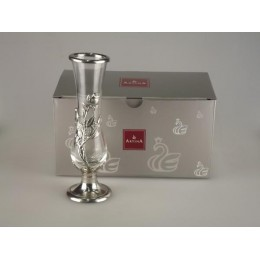 "Декоративная ваза для одного цветка ""Roses"", h.22.5 см"