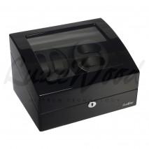 Шкатулка для часов с автоподзаводом (хранение и подзавод Luxewood)