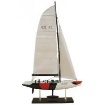 """Модель яхты Sea Club """"Амундсен"""", 45см"""