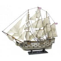 Модель парусного корабля Victory, 86 см.