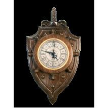 """Часы настенные """"Щит и меч"""""""