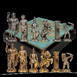 Шахматы подарочные Античные войны