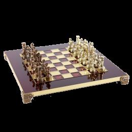 Шахматы сувенирные металлические Греко-Романский Период