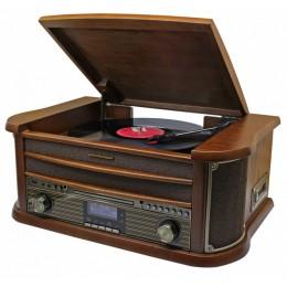 Проигрыватель виниловых дисков Soundmaster NR545DAB