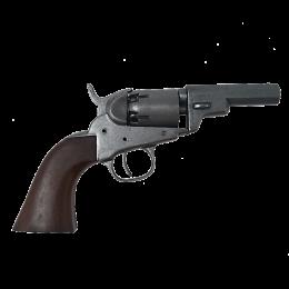 """Револьвер """"Wells Fargo""""/""""Уэллс Фарго"""", США, 1849 г."""