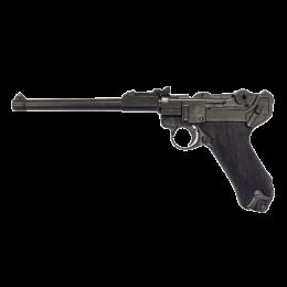 """Пистолет """"Люгер"""" P08 артиллерийский, Германия, 1917г. 1-я и 2-ая МВ"""