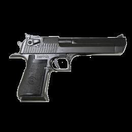 """Пистолет полуавтоматический, """"Desert Eagle"""", калибр 9-12,7 мм., США-Израиль 1982 год"""