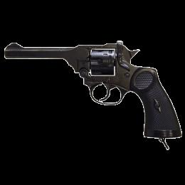 Револьвер наган MK-4, калибр 38/200, Великобритания 1923 г., 2 МВ