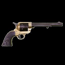 Револьвер калибр 45, США , Кольт, 1873 г., 7,5'', вороненый