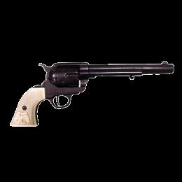 """Револьвер калибр 45, США , Кольт, 1873 г., 7,5'', рукоять """"под кость"""""""