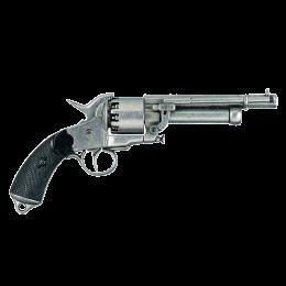 """Револьвер """"ЛеМат"""", США, 1860 год времен гражданской войны"""