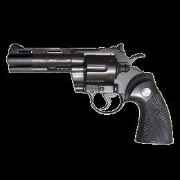 Револьвер Python, калибр 357 Magnum (магнум), США 1955 год, 4-х дюймовый