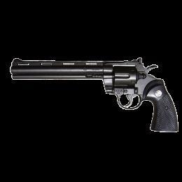 Револьвер Python, калибр 357 Magnum (магнум), США 1955 год, 8-ми дюймовый