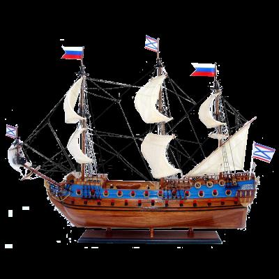 МОДЕЛЬ ПАРУСНИКА GOTO PREDESTINATSIA, РОССИЯ