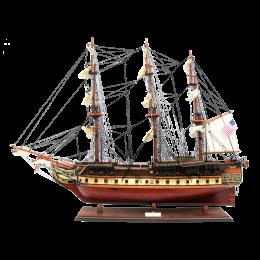 МОДЕЛЬ ПАРУСНИКА USS CONSTITUTION, США