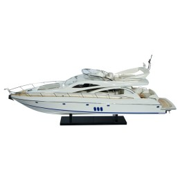 "Яхта ""Manhattan Sunseeker 60"", 92х23х37 см"