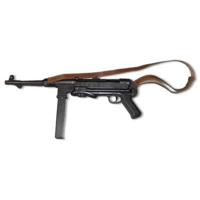 """Автомат """"MP-40"""" с ремнем (Schmeisser-MP), Германия, 2-я Мировая война"""