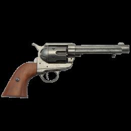 Револьвер калибр 45, США , Кольт, 1873 год, 5,5'', хром