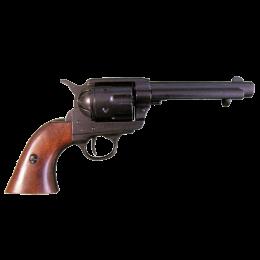 Револьвер калибр 45, США , Кольт, 1873 год, 5,5'', черненый