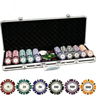 Набор для покер NIGHTMAN 500 фишек