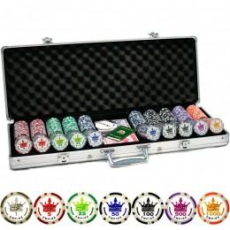 """Профессиональный набор для покера """"Empire 500"""""""